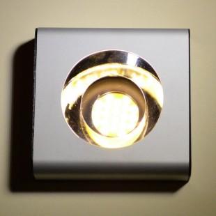 Yarı Sıva Altı Spot Armatür HK-201509